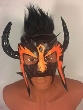 PSICOSIS WRESTLING LUCHADOR MASK!! AWESOME!! GREAT HANDMADE MASK!! RARE DESIGN!!