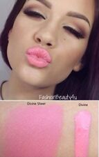 Obsessive Compulsive Cosmetics OCC Lip Tar SAMPLE - DIVINE  (true flamingo pink)