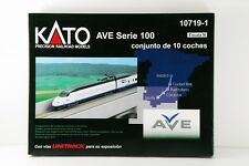 KATO N scale 10719-1 AVE Serie 100 conjunto de 10 coches made in JAPAN!!!