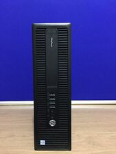 HP EliteDesk G2 800 SFF (Intel Core i5 6500 6th Gen @3.20Ghz 4GB 500GB SSHD Win7