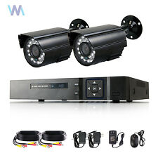 Outdoor HD 700TVL 4CH 960H HDMI CCTV DVR CCTV Home Security Video Camera System