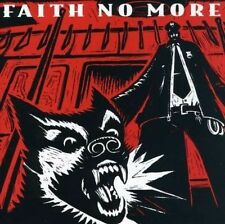 CD Faith No More / King for a Day – Rock Album 1995