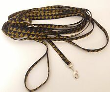 Dog Puppy horse Training Tracking Lead Long Line Leash 5m Recall Obedience