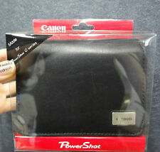 Genuine CANON Leather CASE Bag for PowerShot G16/G15/G12/G11/G10