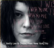 I WISH YOU LOVE - Betty Lee & Ondre Pivec New York Quartet