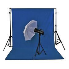 Neewer 10x20ft/3x6M Photo Studio 100% Pure Muslin Background (Blue)