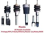 FBX-F-MAZ-36 1992-1996 Mazda MX3  Precidia Front Air Suspension ride kit