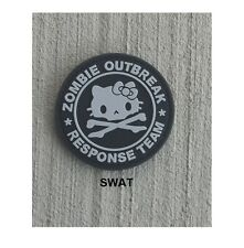 Morale Patch - Special Ops Gear - Zombie Outbreak Team Kitty - PVC - SWAT