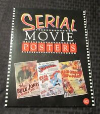 1999 SERIAL MOVIE POSTERS v.10 by Bruce Hershenson SC NM 84 pgs Illustrated