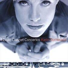 Nordic Clarinet Concertos, New Music