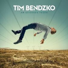 TIM BENDZKO - AM SEIDENEN FADEN  CD  14 TRACKS DEUTSCH-POP  NEU