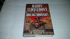 The Great War: Breakthroughs by Harry Turtledove (2000, Hardcover) SIGNED FIRST