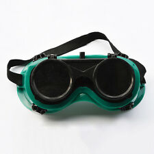 Hot Flip-Up Len Work Protective Spectacle Goggles Eyewear Welding Safety Glasses