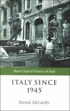 Italy since 1945 (Short Oxford History of Italy)
