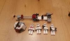 LEGO Star Wars 7655 Clone Troopers Battle Pack Episode 3 100% Complete