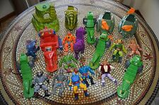 Figures & Parts Lot, Masters of the Universe He-Man accessories vehicles pieces