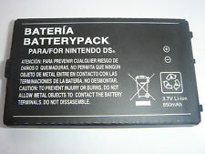 Batterie pour Nintendo DS NDS Game System NTR003  Battery ACCU NEUVE