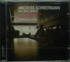 CD ANDREAS SCHNERMANN - tell me the truth about love, neu - ovp