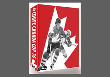 CANADA CUP 1976 4 DVD Set - Team Canada Hockey Original Broadcasts Bobby Orr+