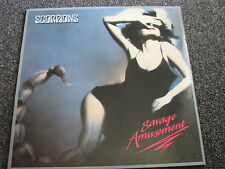 Scorpions-Savage Amusement LP-Club Edition-1988 Germany-DMM-EMI-33 U/min-15 7206
