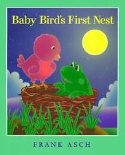 Baby Bird's First Nest by Frank Asch c1999, VGC Hardcover, We Combine Shipping