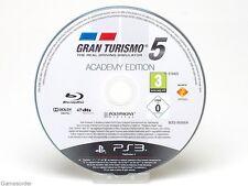 GRAN TURISMO 5 - ACADEMY EDITION  (Cd)  ~Playstation 3 Spiel~