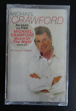 MICHAEL CRAWFORD Vintage ON EAGLE'S WINGS Cassette 1998 Christian Music NEW PBS