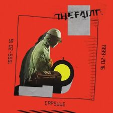 "THE FAINT - CAPSULE: 1999-2016 (2LP+7"")  2 VINYL LP + MP3 NEU"