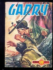 Garry n°215, Editions Impéria 1966, guerre.