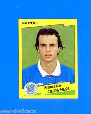 CALCIATORI PANINI 1996-97 Figurina-Sticker n. 194 - COLONNESE - NAPOLI -New