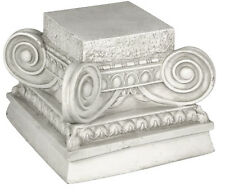 Square Composite Base Pedestal 8""