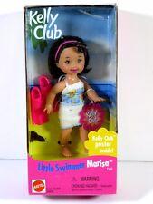 NIB BARBIE DOLL KELLY CLUB 1999 LITTLE SWIMMER MARISA