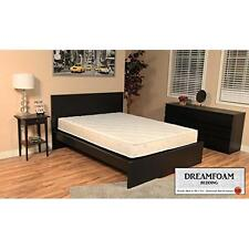 DreamFoam Bedding Ultimate Dreams Twin Crazy Quilt with 7-Inch TriZone New