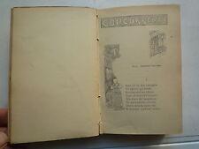 1892 CHANSONS SANS GENE DE L XANROF ILLUS SAINT MAURICE CHEZ ONDET DESSINS H T