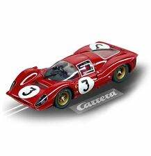 CARRERA 23814 FERRARI 330P4, #3, MONZA 1967 NEW DIGITAL 124 SLOT CAR