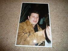 SEAN ASTIN  signed Autogramm 18x27 cm In Person DIE GOONIES
