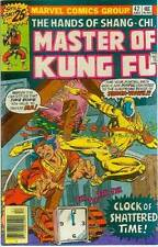Master of Kung-Fu # 42 (Paul Gulacy) (USA, 1976)