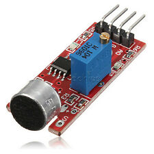 High Sensitivity Sound Microphone Sensor Detection Module For Arduino AVR PIC W