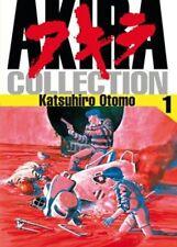 manga AKIRA COLLECTION RISTAMPA 1-2-3-4-5-6 serie COMPLETA nuova - panini comics