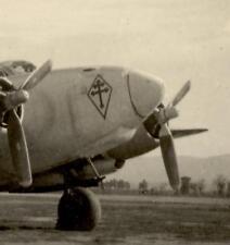 WWII.1945.GIBRALTAR.AVIATION FRANCE LIBRE.AVIONS DE LÉGENDE.CROIX DE LORRRAINE.