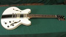 ES 335 Tribute Guitar - Import - Semi Hollow Body - Please Read Description