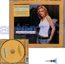 "MADONNA ""LOVE PROFUSION CD 2"" RARE CDMAXI EU - SEALED"