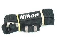 Genuine originale sottile fotocamera Nikon tracolla per DSLR o 35mm SLR FM FM2 FM3