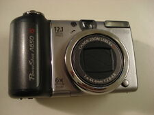 LikeNew Canon PowerShot A650 IS 12.1 MP Digital Camera
