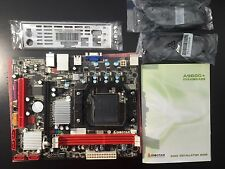 "Biostar Motherboard A960G+  Support AM3+ CPU, DDR3 Micro ATX   ""New"""