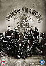 Sons of Anarchy - Series 4 - Complete (DVD Box Set)