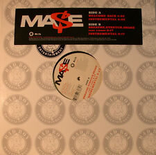 "MA$E - WELCOME BACK & BREATHE, STRETCH, SHAKE   12"" MAXI  (K950)"