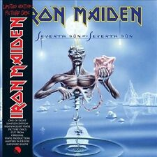 NEW Seventh Son Of A Seventh Son by Iron Maiden CD (Vinyl) Free P&H