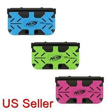 New Nintendo New 3DSXL 3DS XL Nerf Armor Protective Case (Picture-Top) Blue