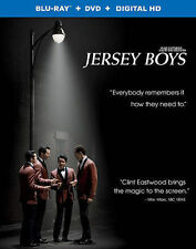 JERSEY BOYS Brand New Blu Ray DVD Set FREE SHIPPING 5
